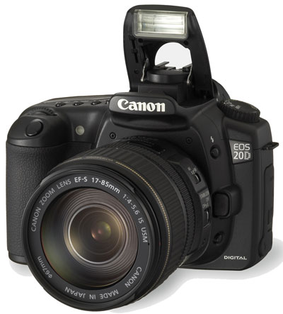 Canon EOS 20D Firmware Update