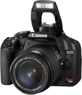Canon EOS Digital Rebel Firmware Update