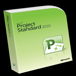 Microsoft Office Project Standard 2010
