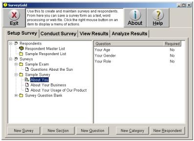 SurveyGold 8.0